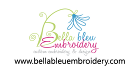 Bella Bleu Embroidery