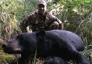 Washington Bear Hunting