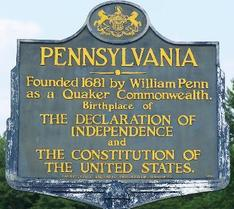 PA State Historical MarkerVisit PA Link