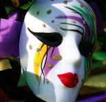 Host a Downloadable DIY Mardi Gras Murder Mystery Party Kit: Masked for Murder