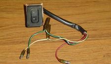 Used trim switch assembly for a 1999 200 hp Mercury outboard OEM #87-850691, 87-856990, 87-896620. Also one for a 1995 60 hp Mercury OEM No. 87-18286A40, 87-850691, 87-856990, 87-896620, 87-8M0042301