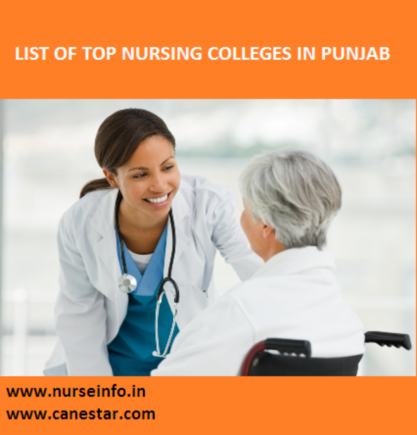 LIST OF TOP NURSING COLLEGES IN PUNJAB (Private and Government)