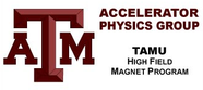 TAMU Accelerator Physics Group - JT Dryer used in their High Field Magnet Program