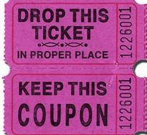 tickets raffle 24hrs fast print in birmingham al