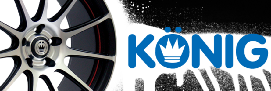 Konig Car Wheels Canton Akron Cleveland Ohio