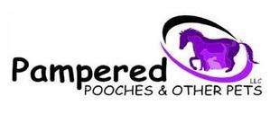 Pampered Pooches company logo