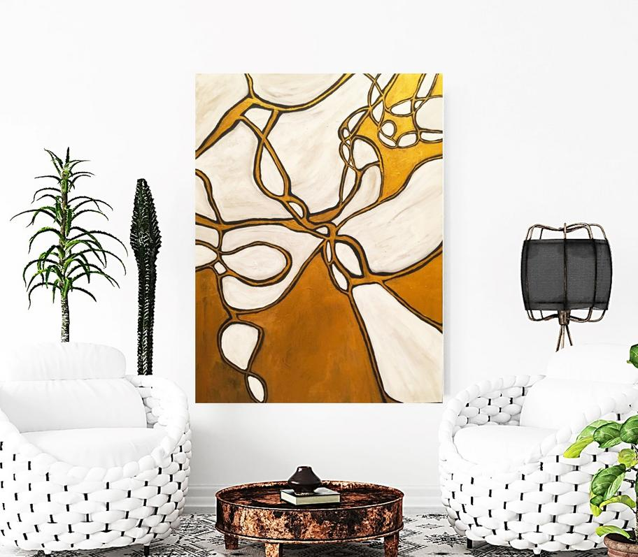 Abstract Art and Home Decor Wall Art by Dubois Art