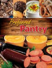 Preferred Pantry Cheese and Sausage Fundraising Brochure
