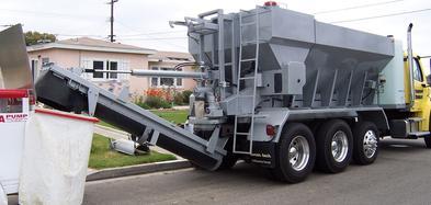 Short Load Concrete Delivery, Concrete Ready-mix Delivery