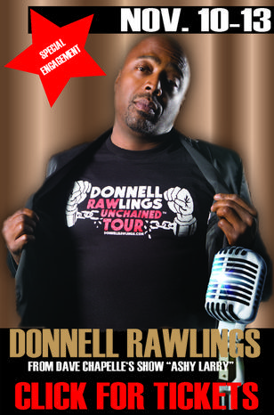 atlanta comedy donnell rawlings