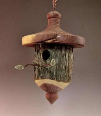 Eastern Red Cedar Birdhouse