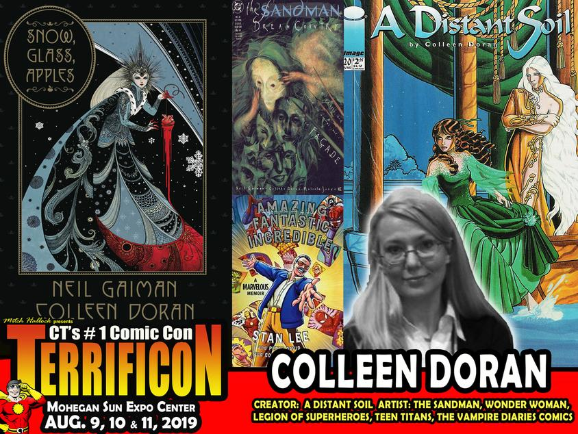 colleen doran TERRIFICON