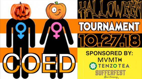 RampShot Halloween Tournament
