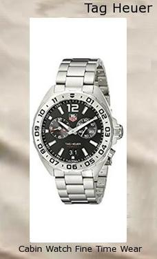 TAG Heuer Men's WAZ111A.BA0875 Formula 1 Stainless Steel Watch,tag,tag watches ,tag heuer