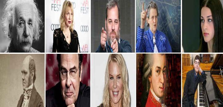 Famous Celebrities with Autism