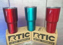 Powder coat RTIC 30oz Tumbler