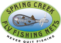 spring creek fly fishing nets