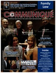 Communique June/July 2017 Family Law