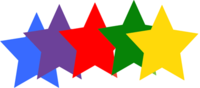 Colorama star logo