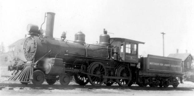 Southern New Jersey RR No. 5.