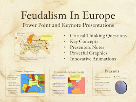 Feudalism In Europe PowerPoint