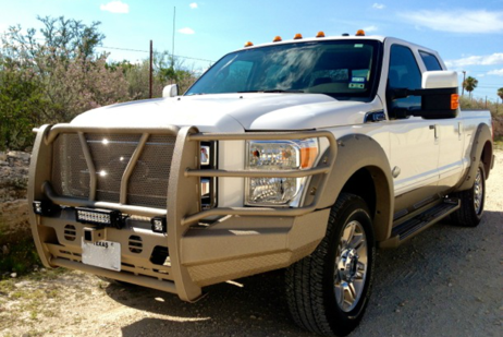 2011-2016 Ford Super Duty Front Bumpers