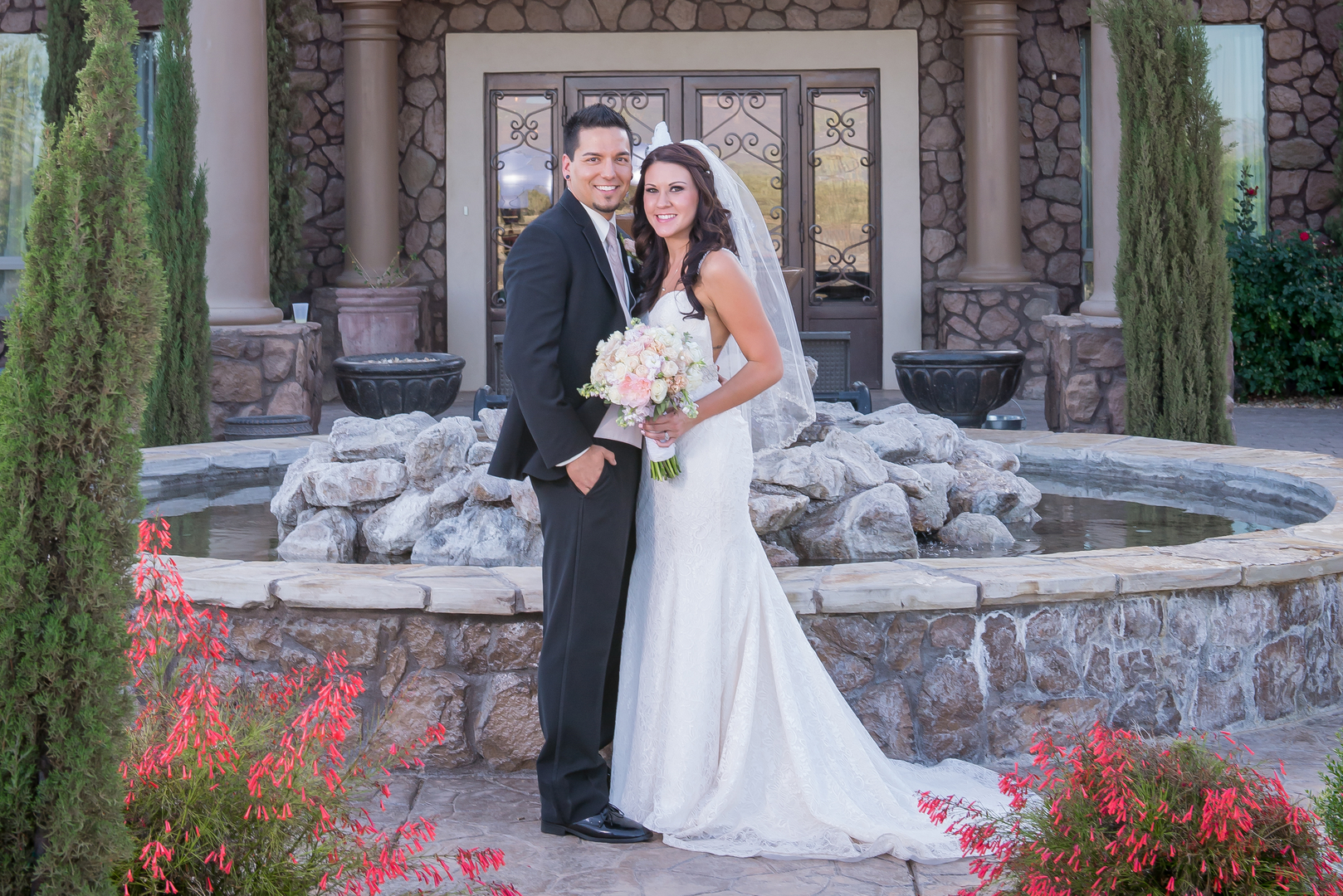 superstition manor wedding and event center wedding reception