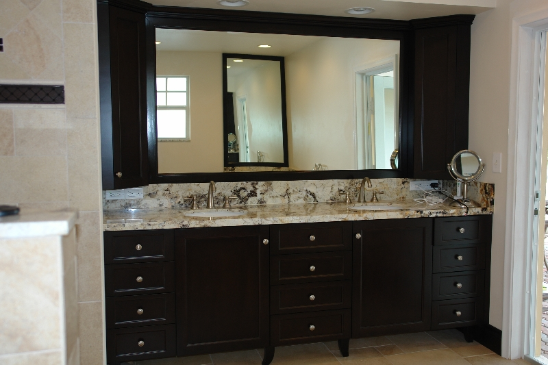 Bathroom Vanities Jacksonville Fl kitchen cabinet, cabinetry - arnold's custom cabinets - fernandina