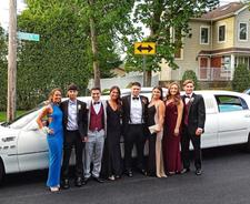 Prom Limo in NYC