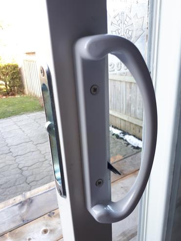 patio door, patio door lock, door repair, lock repair, lock fix, patio