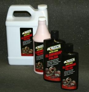 Busch Enterprises Aluminum Cleaners And Polishes Metal Buffing