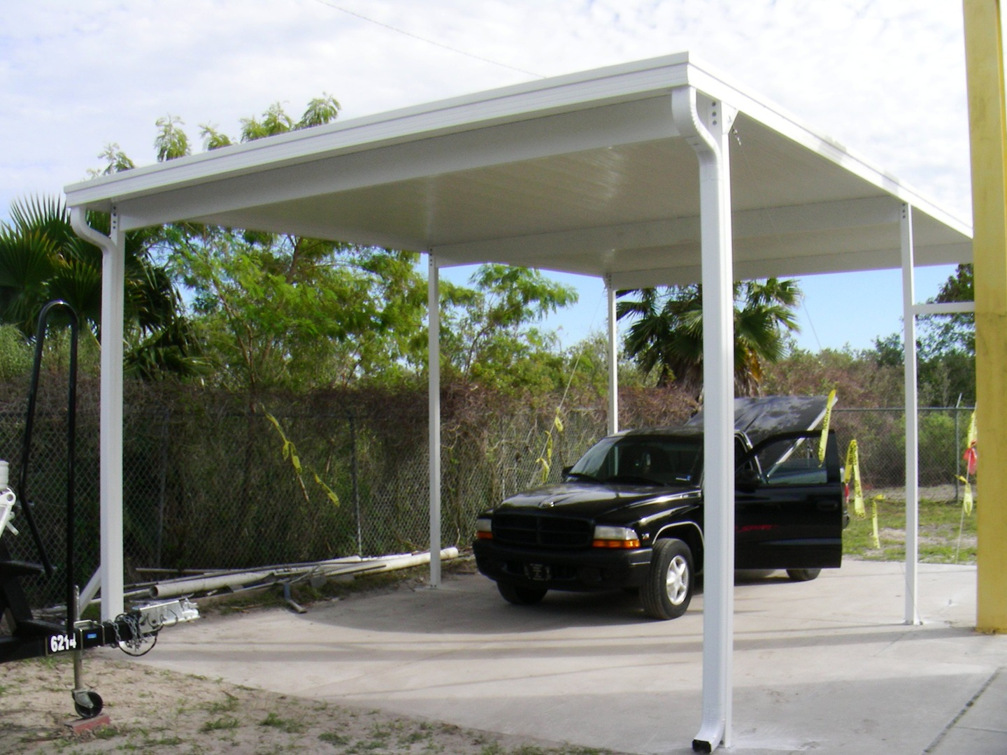 Metal carports kits home carport awnings 100 open 1 car carport