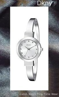 DKNY Women's NY2409 STANHOPE Stainless Steel Watch,ny2137