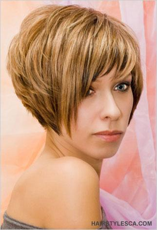 Chic Short Hairstyles