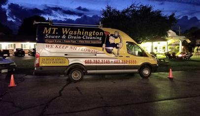 (north conway) (03860) (plumbing) (drain service) (sewer) (clogs)