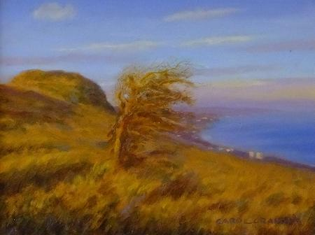 McArt's Fort, Cavehill by Carol Graham