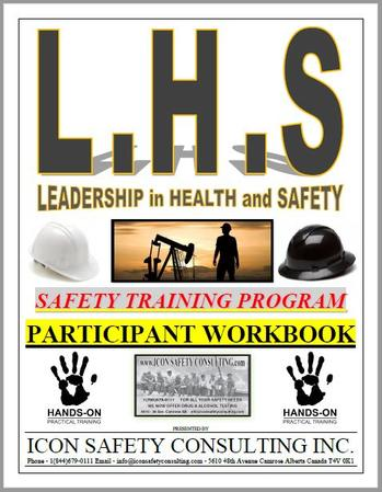 Leadership In Health and Safety Training - ICON SAFETY CONSULTING INC.