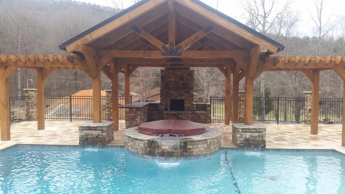 Sink Or Swim Pools & Patios -gunite pool builders ...