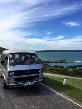 VW Campervan Hire Holiday