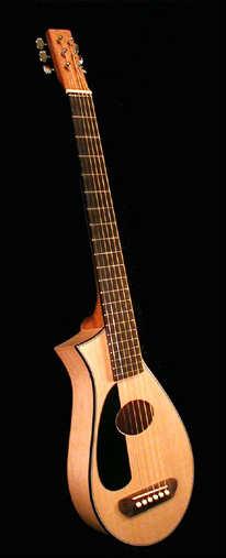 Vagabond Travel Guitar