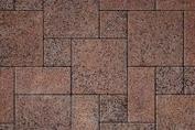 Unilock Concrete Landscape Paver Series 3000 in Color Mocha Brown