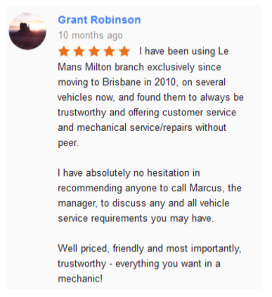 Car Service Dutton Park