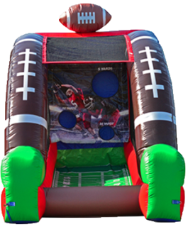 Inflatable Football Game Rentals Chattanooga TN