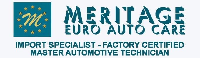 Meritage Auto Sales, European Luxury Car Service, Asian & Domestic Car Service