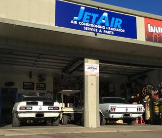 JETAIR Air Conditioning, Radiator Service & Parts