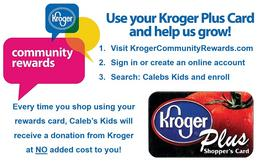 Kroger Community Rewards Link