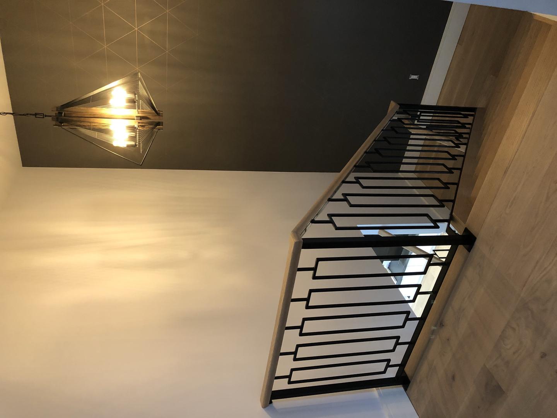 Interior Iron Railings - Iron Staircase Railings