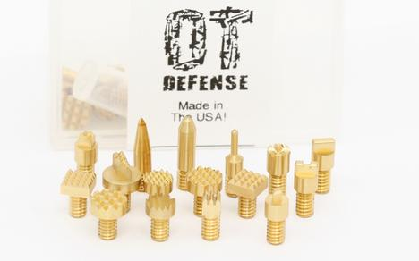 Custom Stippling Tips by OTDefense