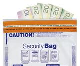 Canadian Premium Bank Security Deposit Bags 100/package