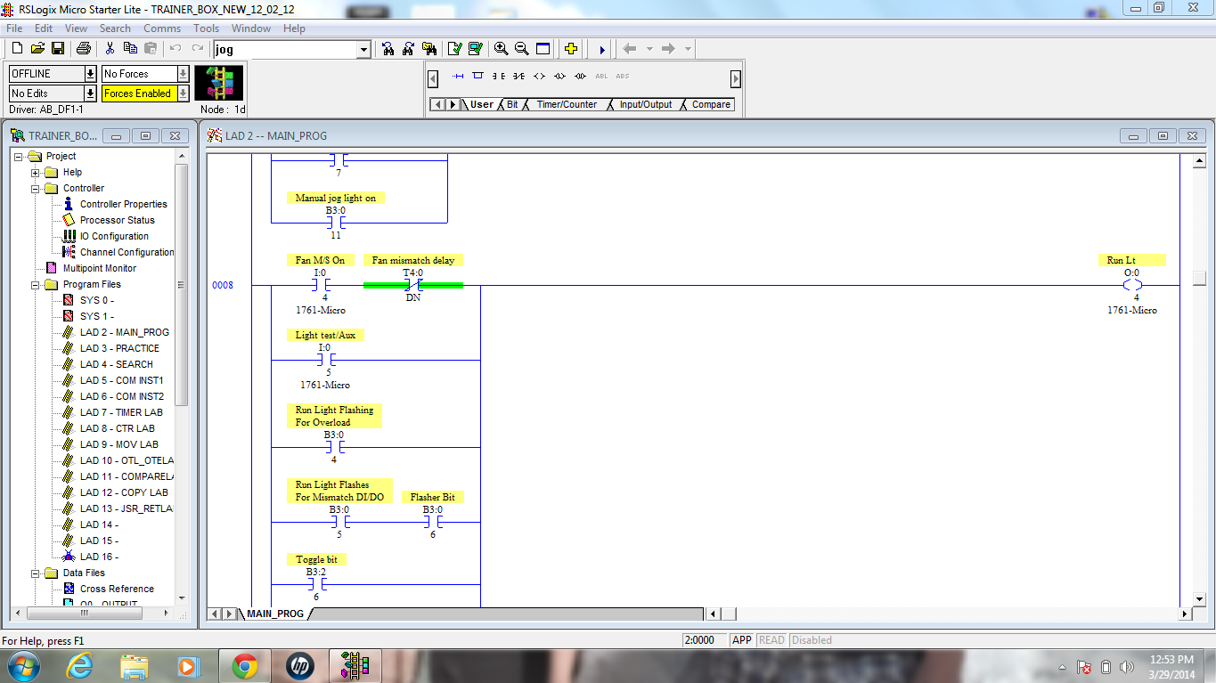 Midwest Tech Training Plc Programming Classes Programmingplc Ladder Diagram Simulationand Hands On At Your Site Or Ours